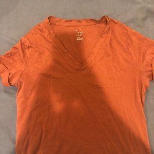 Rust t shirt